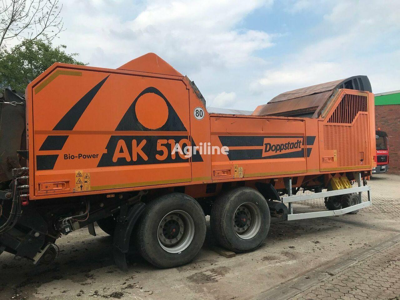 Doppstadt AK 510 biotrituradora
