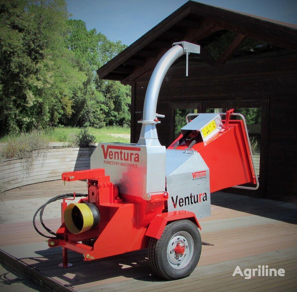 biotrituradora A.T.V. 200 - MACKENZIE - Astilladora forestal de tractor