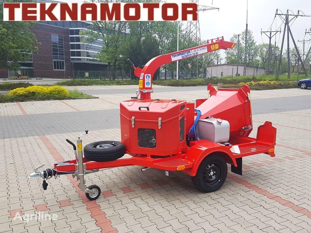 TEKNAMOTOR Skorpion 120 SD biotrituradora nueva