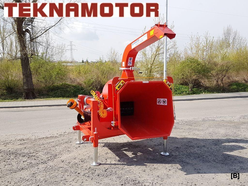 TEKNAMOTOR Skorpion 250R/90 biotrituradora nueva