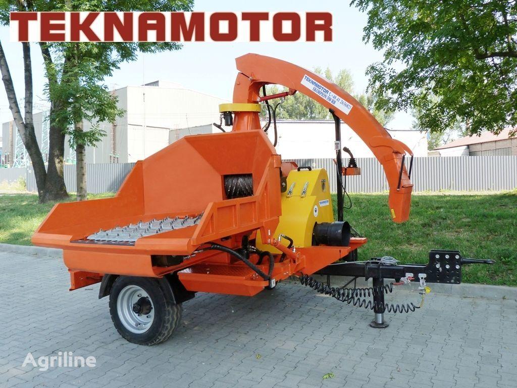 TEKNAMOTOR Skorpion 350 RB biotrituradora nueva