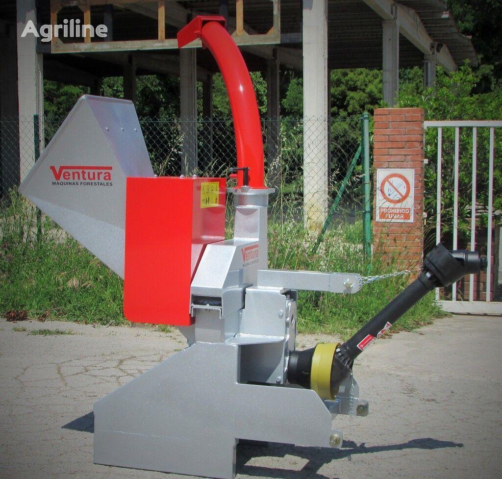 biotrituradora Ventura A.T.V. 100 - TENNESSEE - Astilladora forestal de tractor