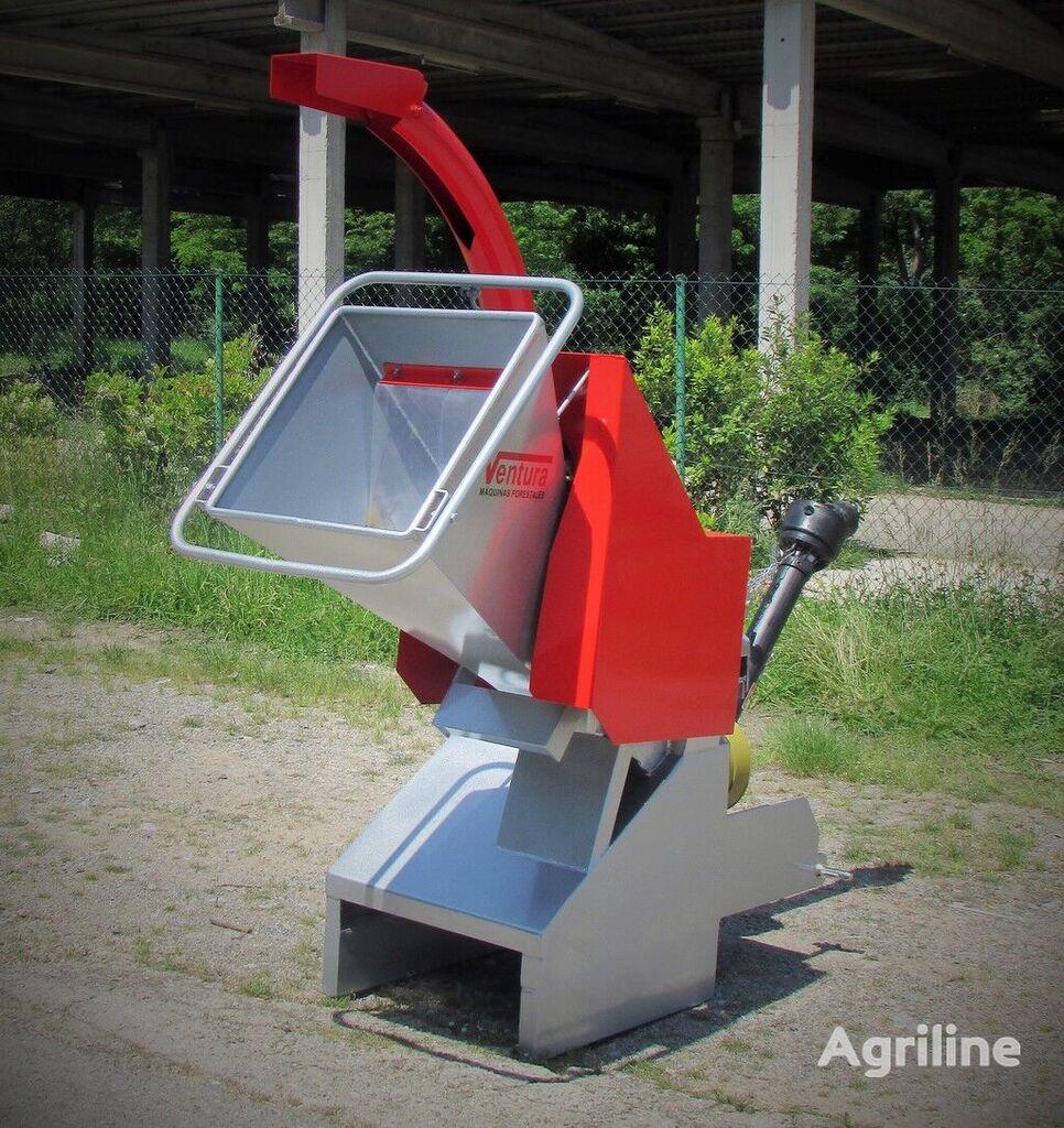 Ventura A.T.V. 120 - LIMPOPO - Astilladora forestal de tractor biotrituradora