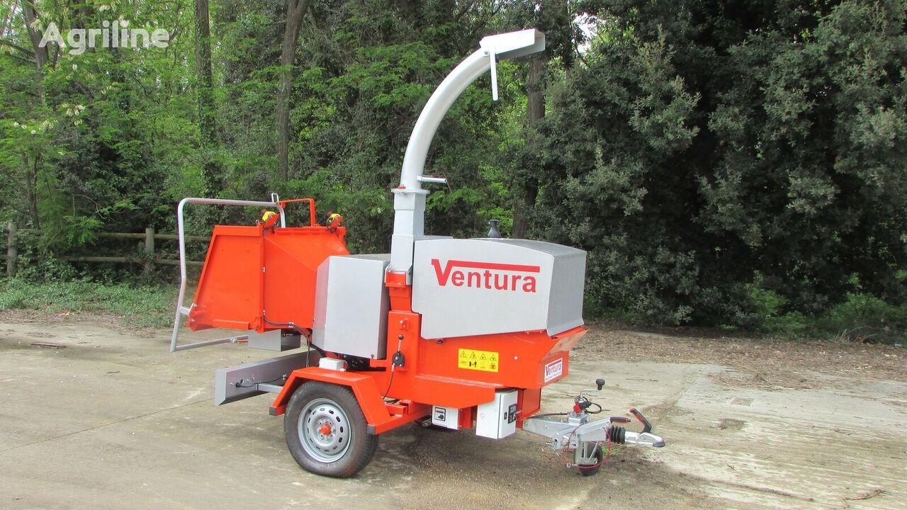 Ventura A.T.V. 155 DIESEL - PLATA biotrituradora