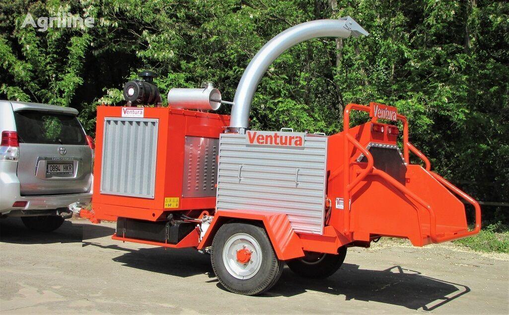 Ventura A.T.V. 355T MOTOR DIÉSEL 126CV- DANUBIO biotrituradora nueva