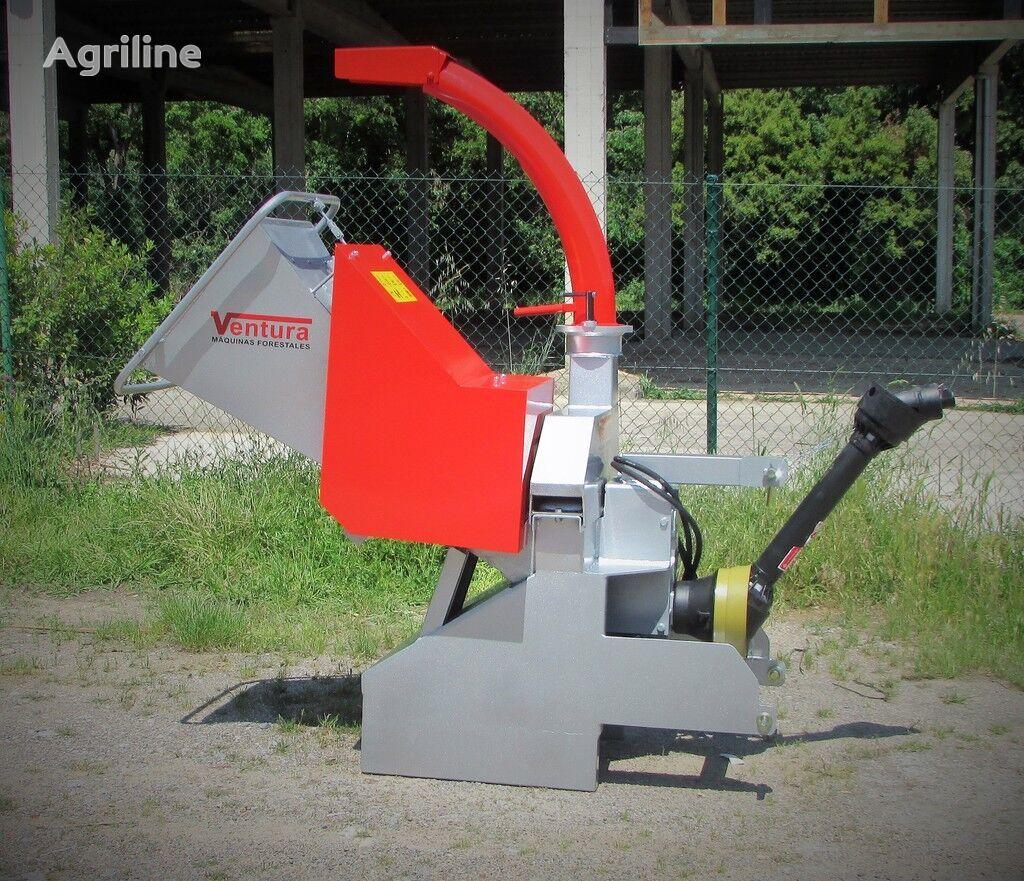 Ventura ATV 120 TRACTOR LIMPOPO biotrituradora nueva