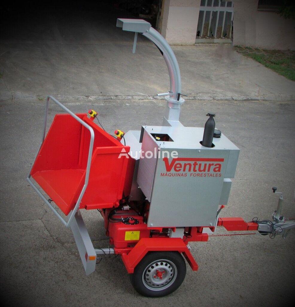 biotrituradora Ventura ATV 155 nueva