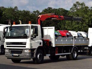 DAF CF65 280 camión caja abierta