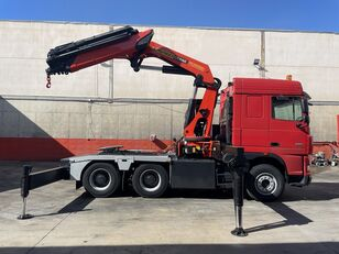 DAF XF 105.46 camión caja abierta