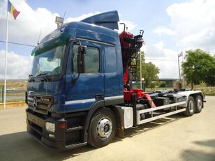 MERCEDES-BENZ ACTROS 25 44 camión caja abierta