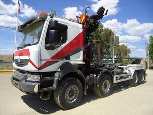 RENAULT KERAX 450.32 camión caja abierta