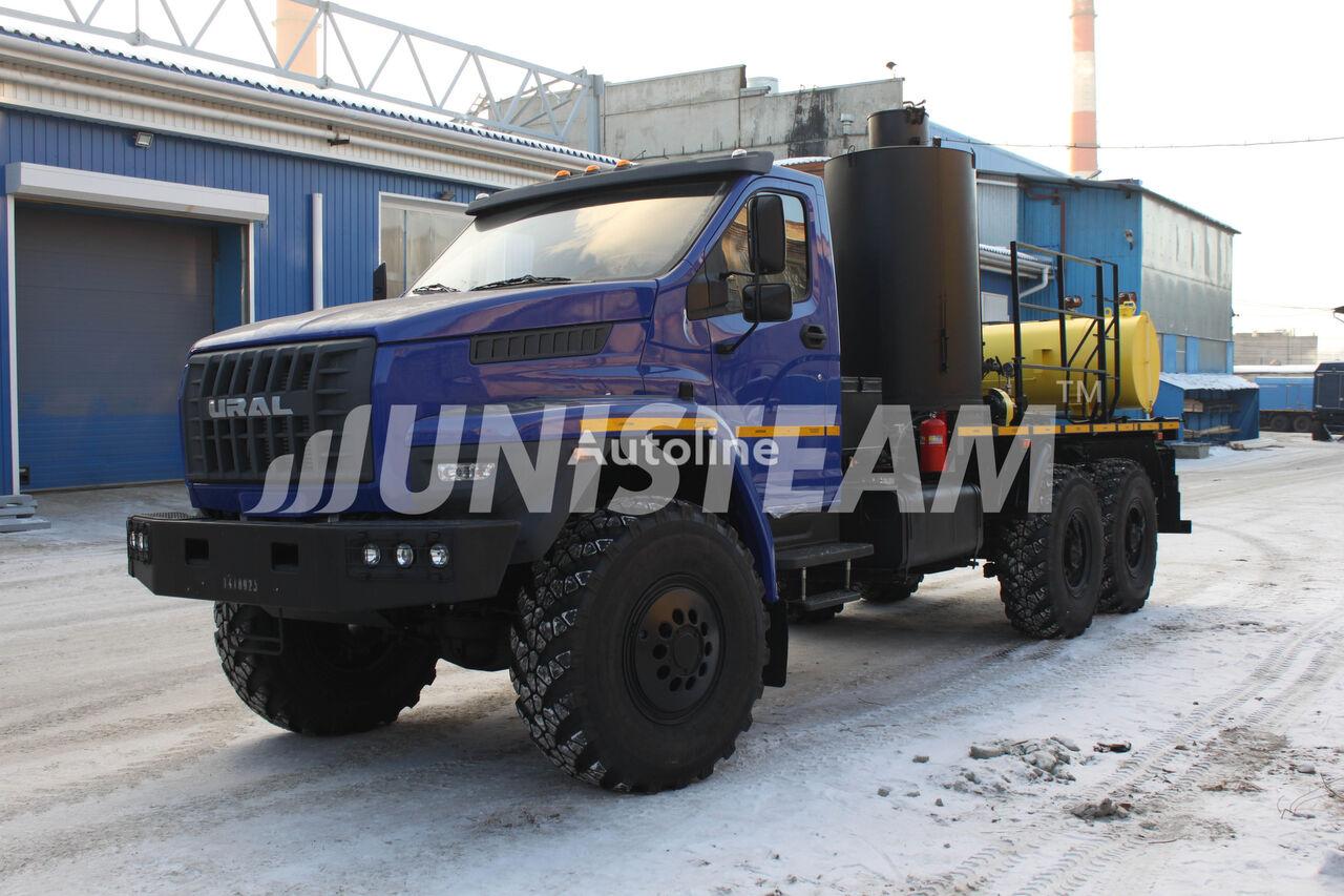 UNISTEAM AS6 URAL NEXT 4320 camión caja abierta nuevo