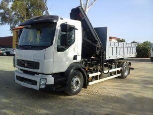 VOLVO FL 240 camión caja abierta