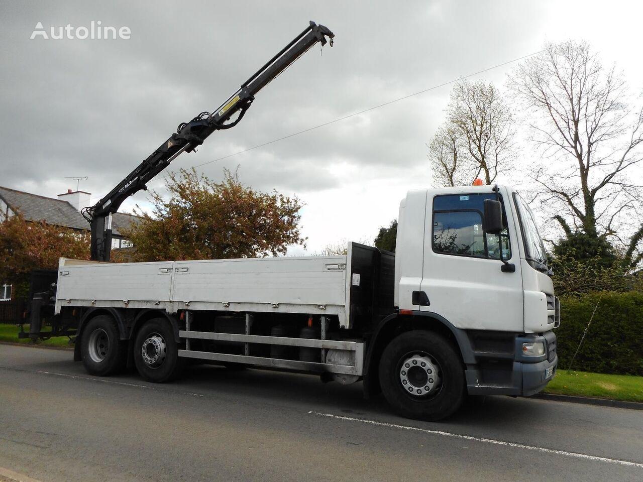 DAF CF 75 310 camión caja abierta