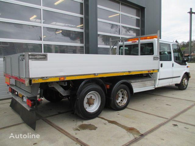 FORD BARENTS Veldhuizen 5500-F Flexliner / Clixtar BE Oplegger camión caja abierta