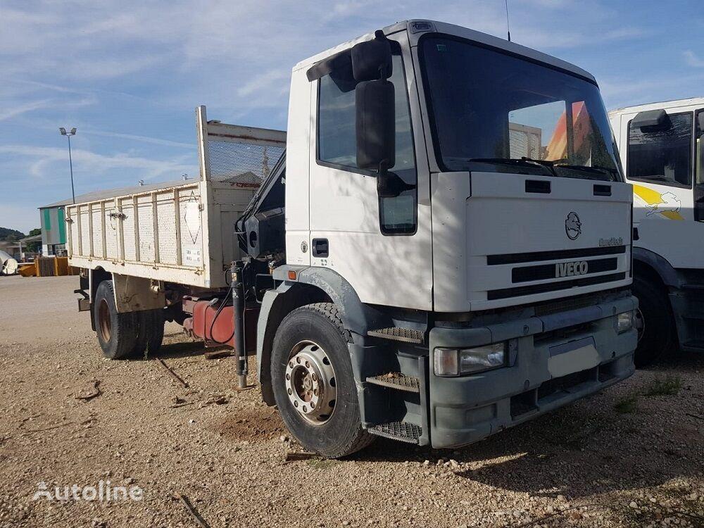 camión caja abierta IVECO 190E24