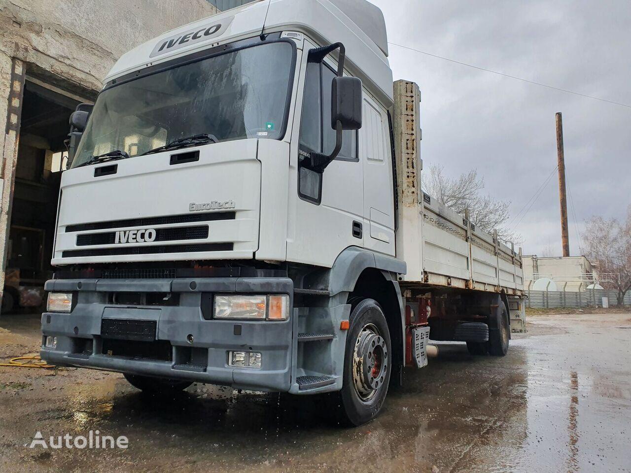 IVECO 440E42 camión caja abierta