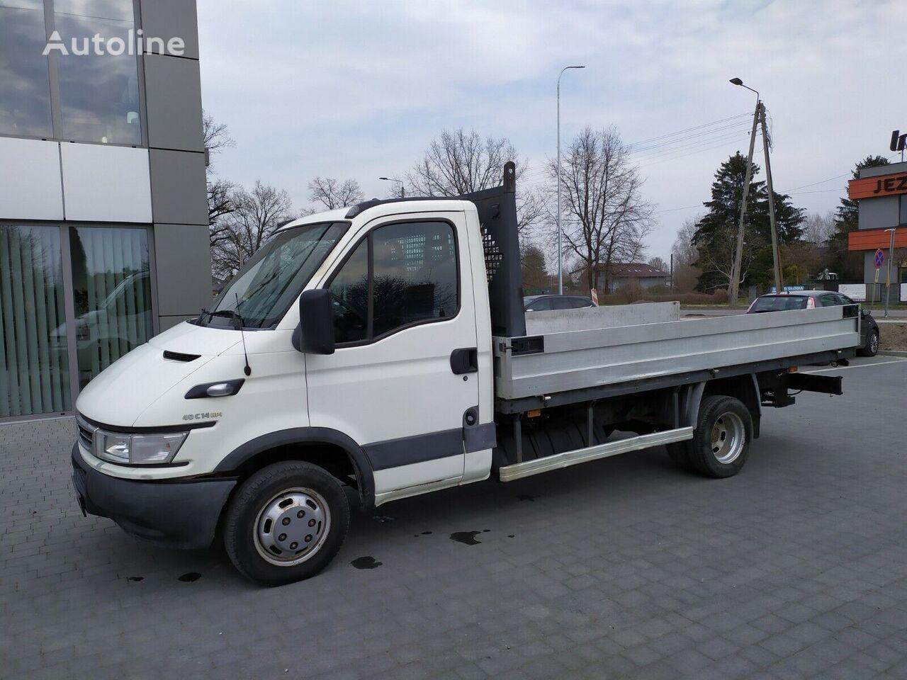 IVECO Daily 40 C 14  camión caja abierta