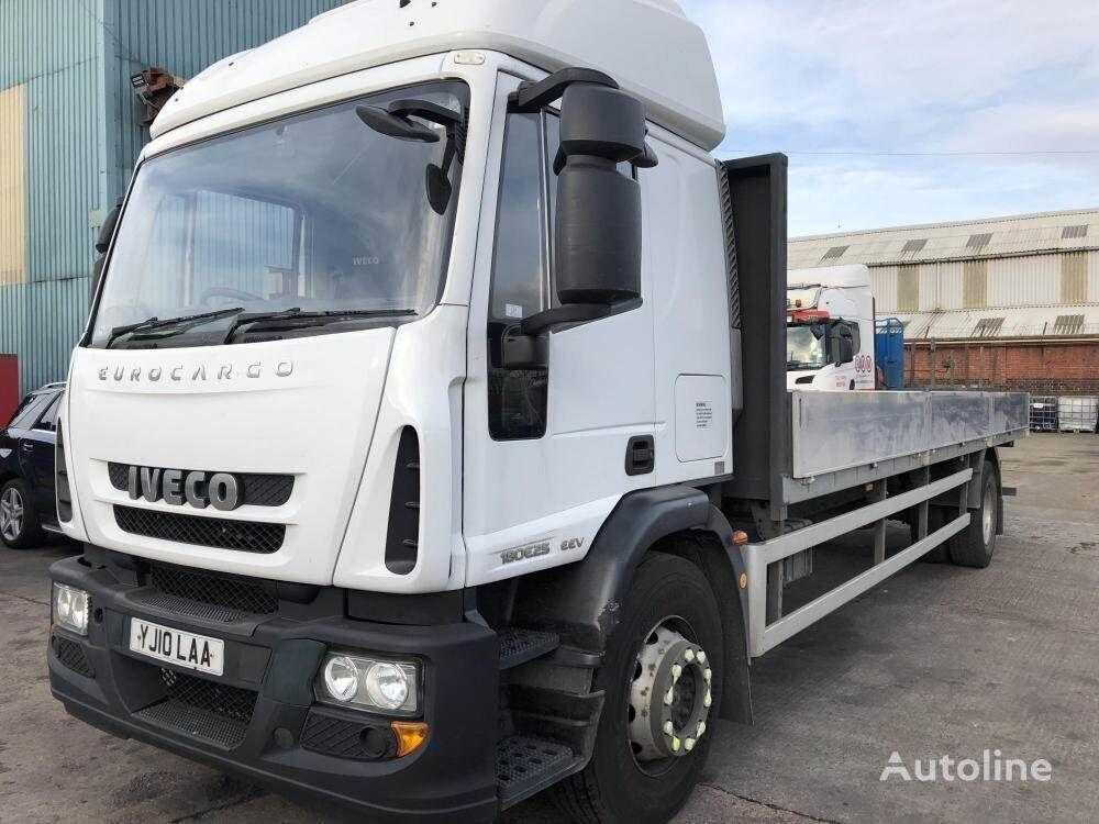 IVECO E23 camión caja abierta