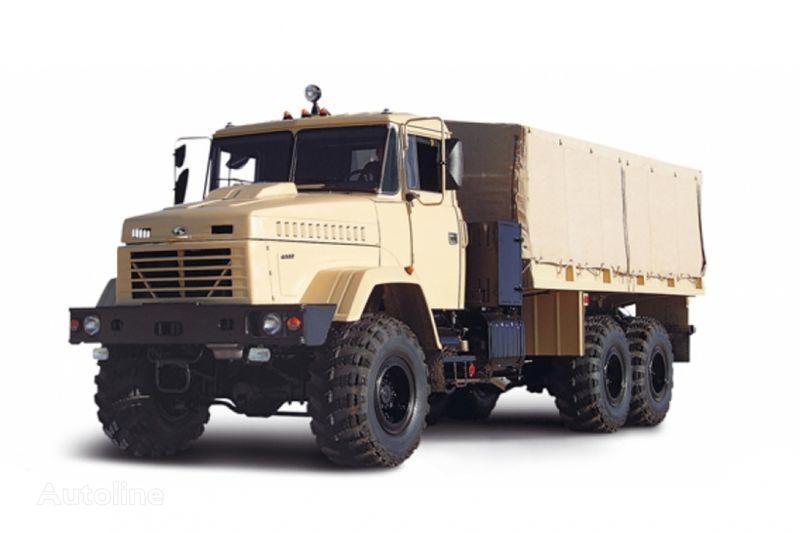 KRAZ 6322 camión caja abierta