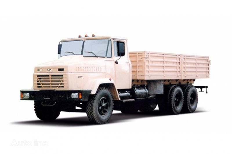 KRAZ 65101 camión caja abierta