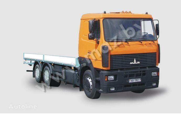 MAZ 6312 A5 camión caja abierta