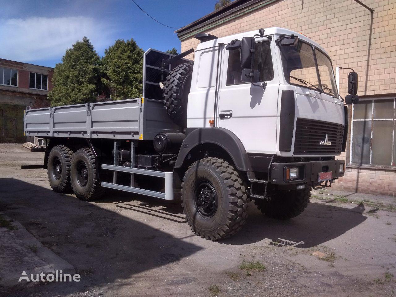 MAZ 6317F9 camión caja abierta nuevo