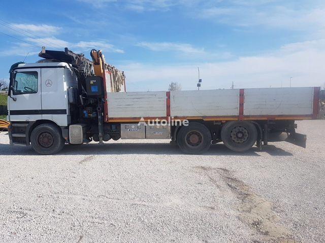 MERCEDES-BENZ 1831 L camión caja abierta