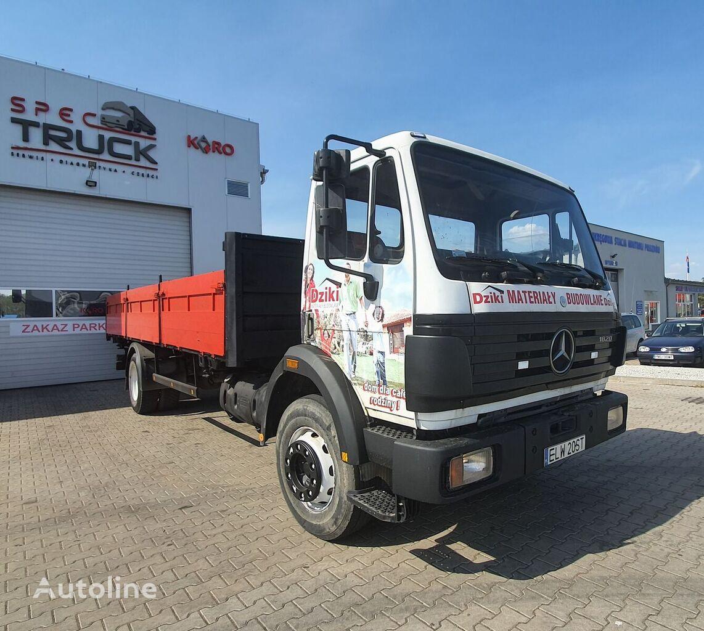 MERCEDES-BENZ SK 1820, FULL camión caja abierta