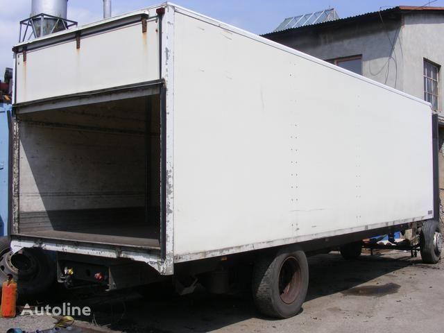 Ostatní prachotěsná nástavba MONTEX camión caja abierta