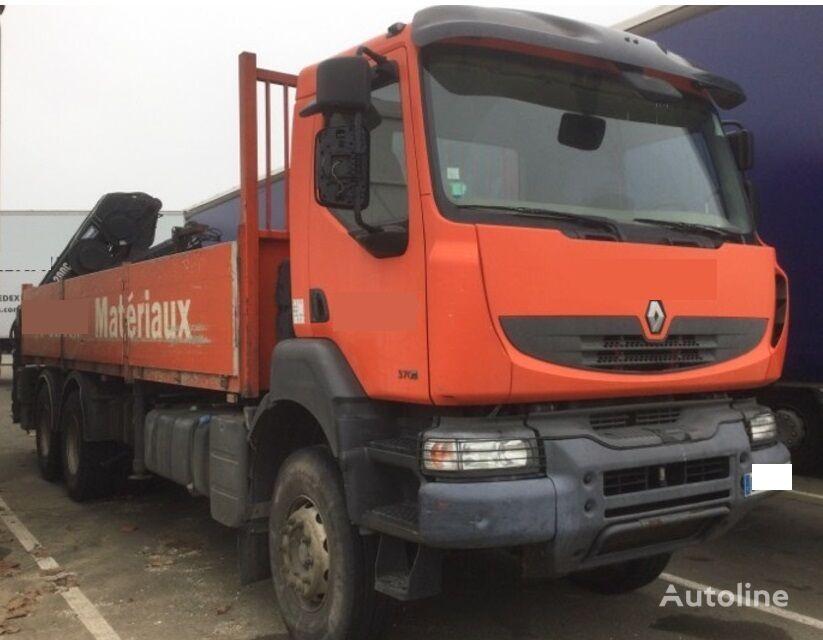 RENAULT KERAX 370 DXI camión caja abierta