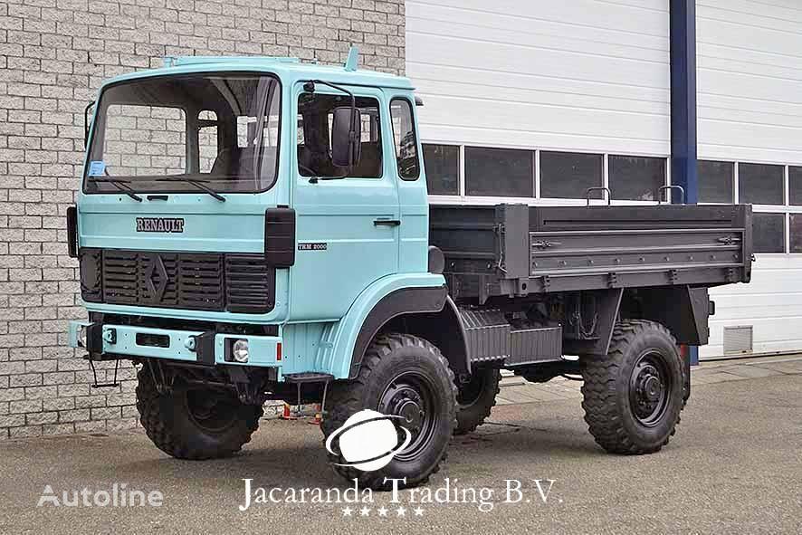 RENAULT TRM 2000 camión caja abierta
