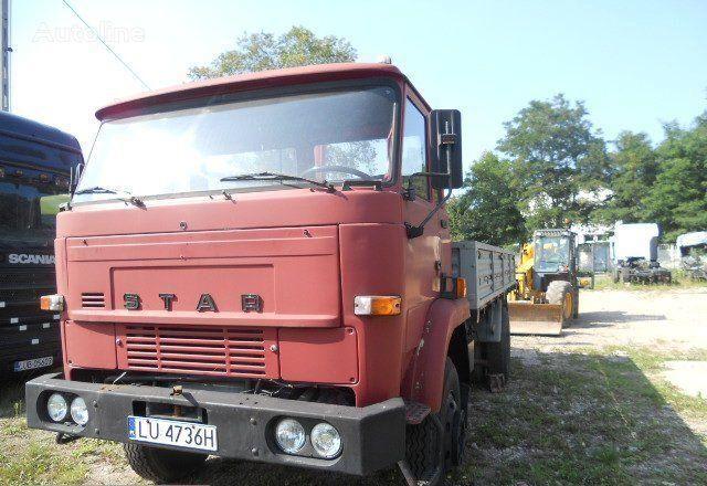 STAR 1142 truck lorry pritsche camión caja abierta
