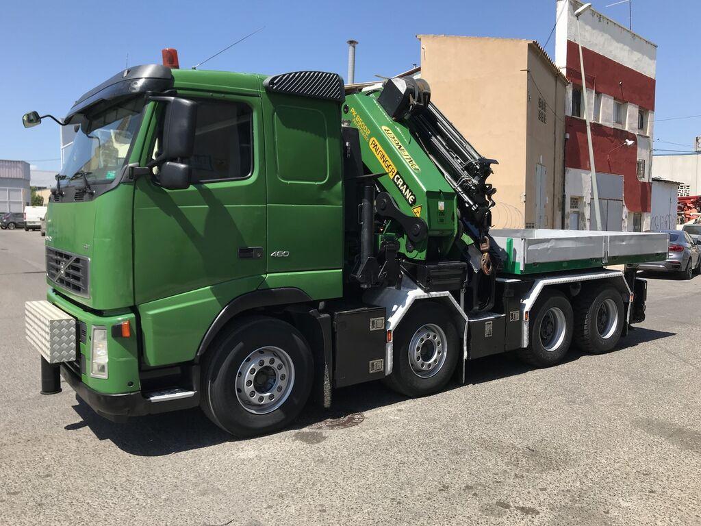 camión caja abierta VOLVO FH
