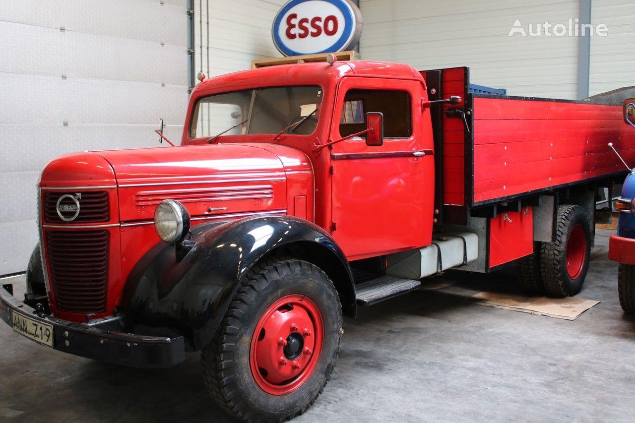 camión caja abierta VOLVO L 223 Z