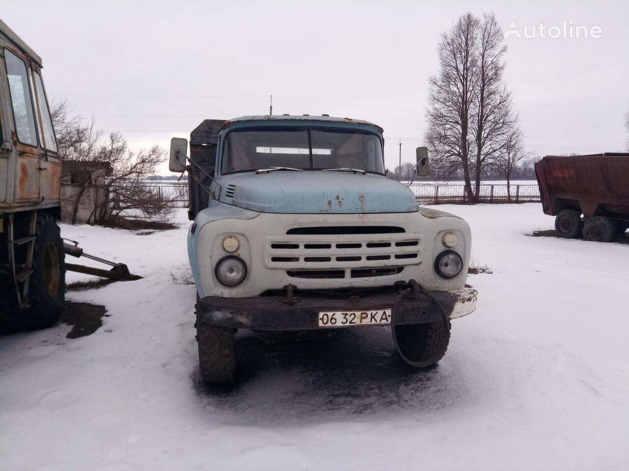 ZIL 431412 camión caja abierta