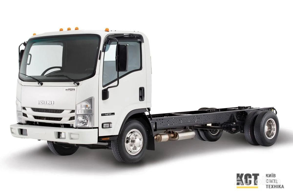 ISUZU NPR75K camión chasis