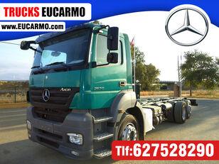 MERCEDES-BENZ AXOR 25 36 camión chasis