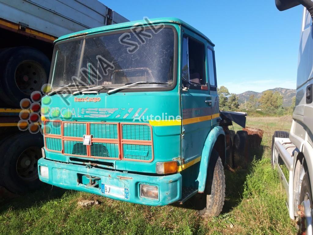 FIAT 110 PC camión chasis