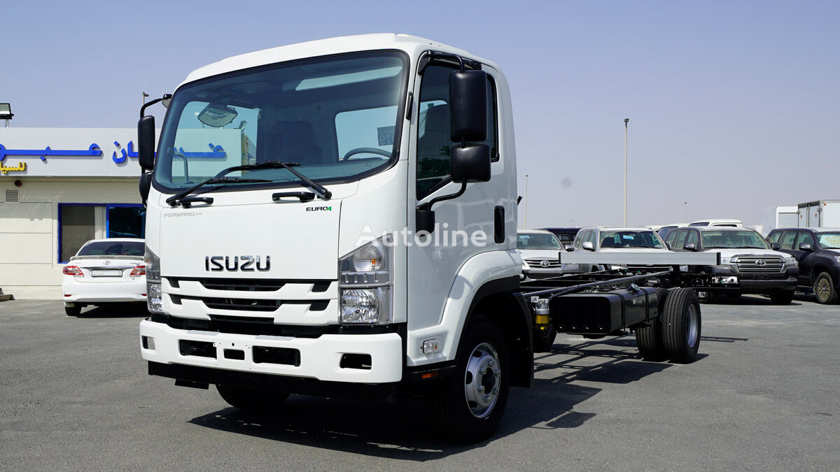 ISUZU FRR 7 TON camión chasis nuevo