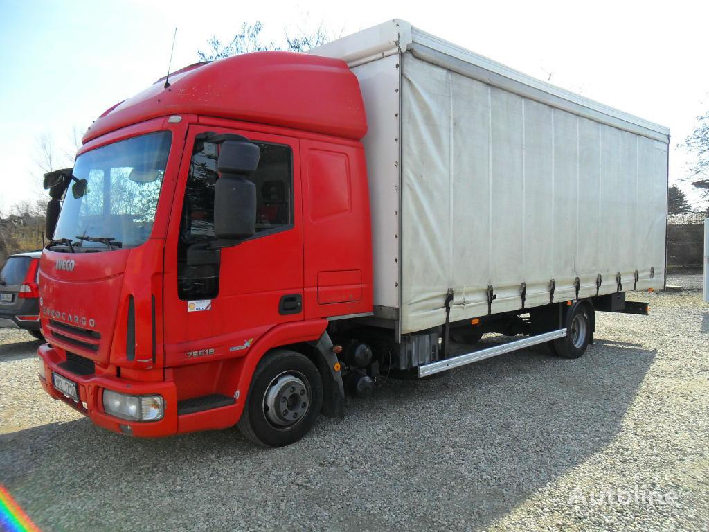 IVECO ML 75E18 camión chasis
