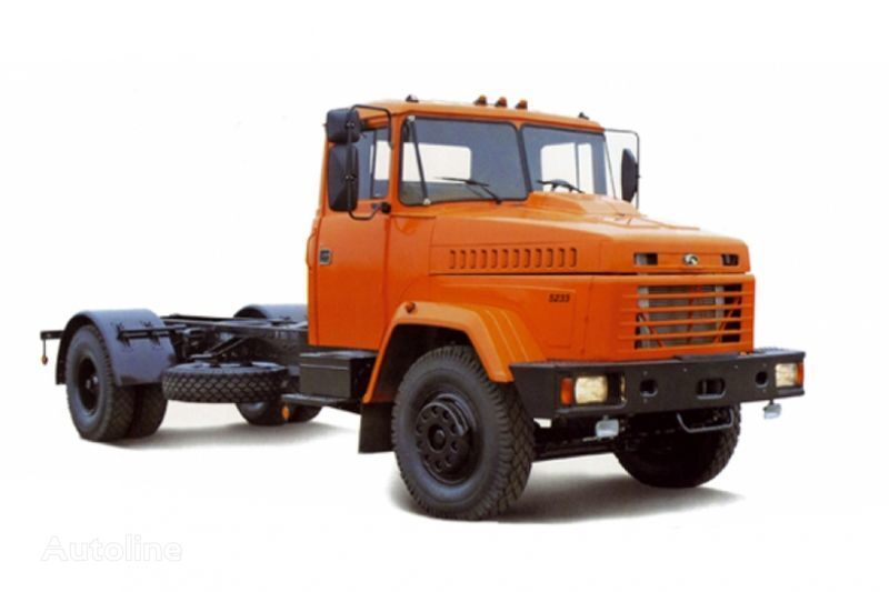 KRAZ 5233N2 camión chasis