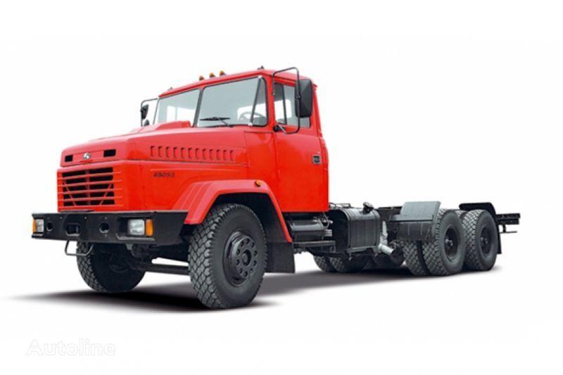 KRAZ 65053 camión chasis
