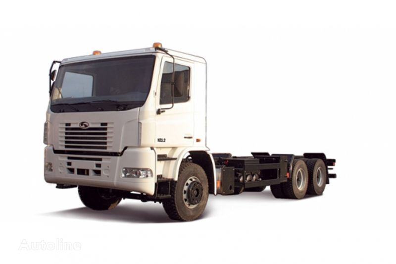 KRAZ H23.2 camión chasis