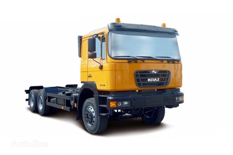 KRAZ H23.2M camión chasis