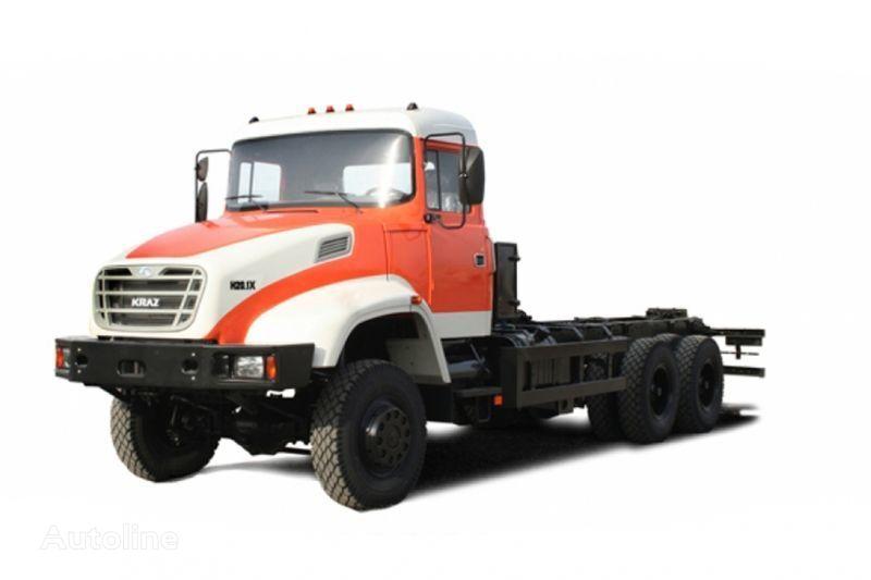 KRAZ N20.1H camión chasis