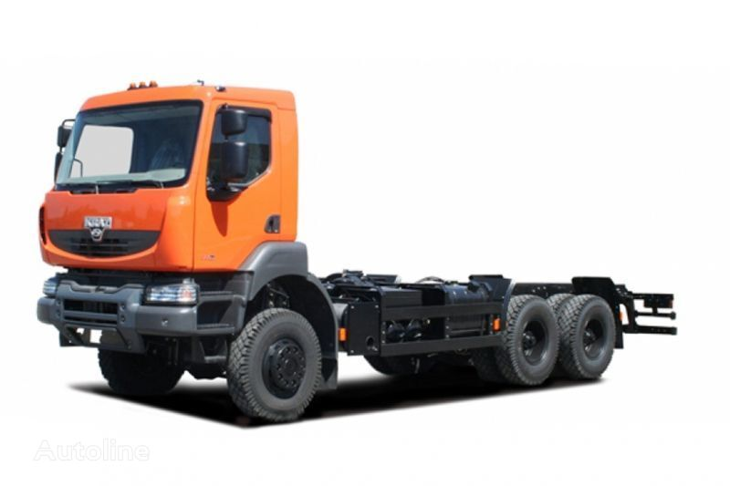 KRAZ N22.2RX camión chasis