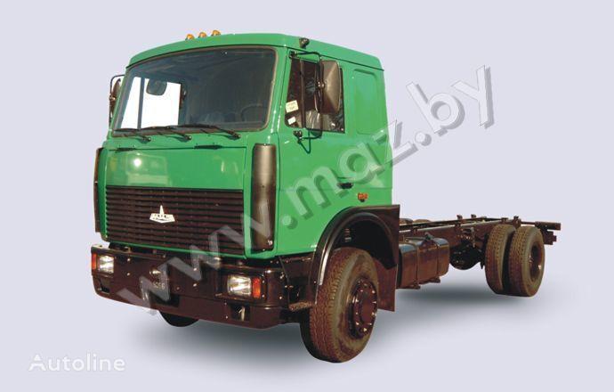 MAZ 5336 camión chasis