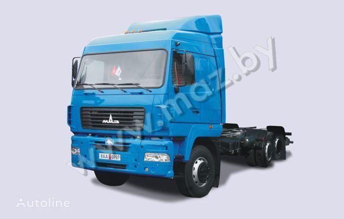 MAZ 6310 camión chasis