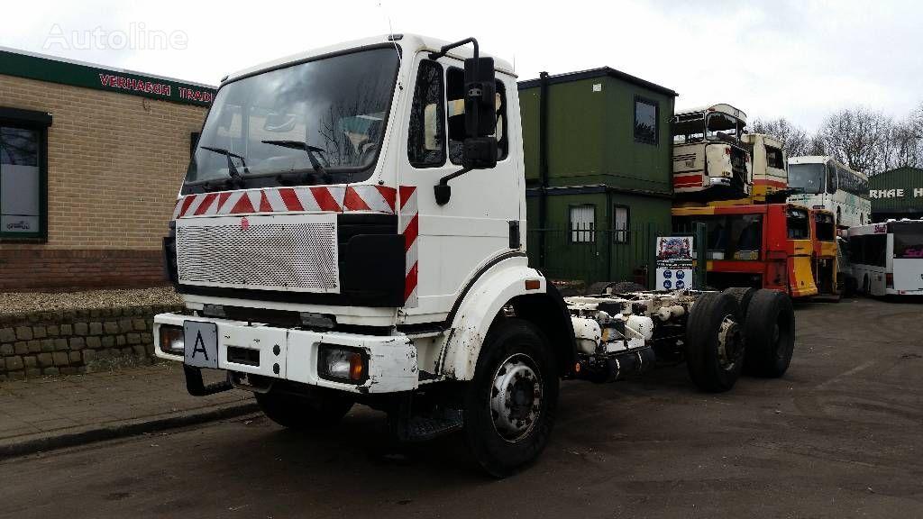 MERCEDES-BENZ 2524 L camión chasis